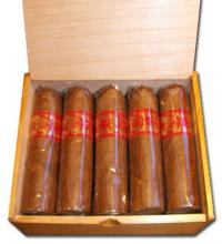Inka Secret Blend - Red Bombaso Natural Cigar - Box of 10