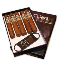 Inca Secret Blend Reserva D'Oro Robusto Cigar - Pack of 5