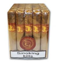 Inka Secret Blend - Red Robusto Cigar - Bundle of 25