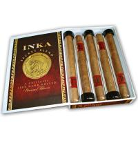 Inka Secret Blend - Rojo Red - Cristales Tubed Cigar - Pack of 5