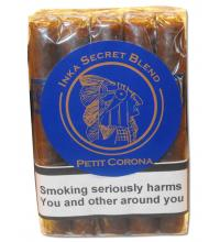Inka Secret Blend - Azul Blue - Petit Corona Cigar - Bundle of 10