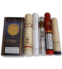 International Mixed Tubed-Selection Sampler - 15 Cigars
