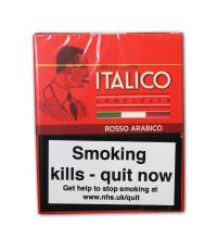 Italico Rosso Arabica Cigars - Pack of 5