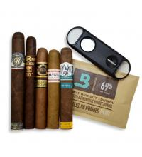 Flash Sale - Beating the January Blues Sampler - 5 Cigars