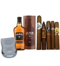 Exclusive - Jura 12 Year Old + Luxury Cigar Selection Pairing
