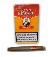 King Edward Imperial Cigars - Pack of 5 cigars