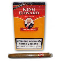 King Edward Invincible Deluxe Cigar - Pack of 5