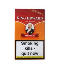 King Edward Imperial Cigars - 1 x Pack of 5 cigars