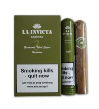 La Invicta Honduran Robusto Tubed Cigar - Pack of 3