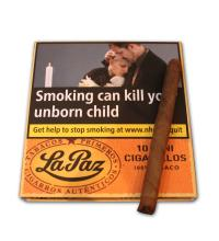 La Paz Mini Cigarillos - 10 Packs of 10 cigars