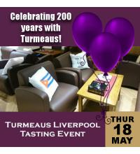 Turmeaus Liverpool Whisky & Cigar Tasting Event - 18/05/17