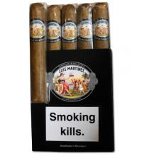 Luis Martinez Hamilton Robusto Cigar – Pack of 5 cigars