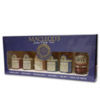 MacLeods Scotch Whisky Trail Gift Pack 6x5cl