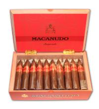 Macanudo Inspirado Orange Petit Piramide Cigar - Box of 20