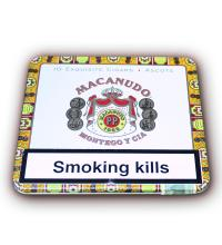 Macanudo Cafe Ascots Cigar - Tin of 10