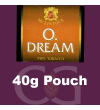 McLintock O Dream Pipe Tobacco 040g Pouch