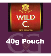 McLintock Wild C Pipe Tobacco 040g Pouch