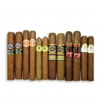 Medium Strength Humidor Filler Sampler - 12 Cigars