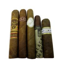 Day Time Medium Strength Sampler - 5 Cigars