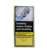 Montecristo Club  - 10 x Packs of 10  (100)