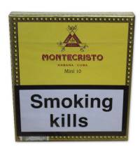 Montecristo Mini Cigarillos - Pack of 10
