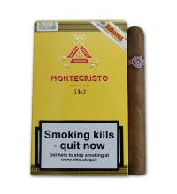 Montecristo No. 3 Cigar - Pack of 5 cigars