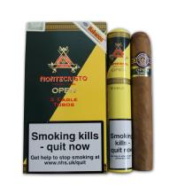Montecristo Open Eagle Cigar Tubed - Pack of 3