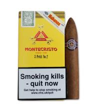 Montecristo Petit No. 2 Cigar - Pack of 3
