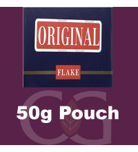 Original Flake Pipe Tobacco 50g Pouch