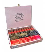 Partagas Serie C No. 3 Cigar (Limited Edition - 2012) - Box of 10