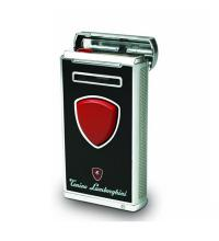 Lamborghini Pergusa Combi Flame Lighter - Black