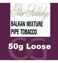 Peter Stokkebye Balkan Mix Pipe Tobacco 50g