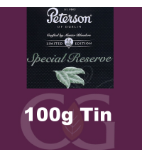 Peterson Special Reserve 2017- 100g Tin