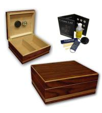 Prestige Duke Humidor - 50 Cigar Capacity - Christmas Gift - Best Seller