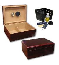 Prestige Executive Humidor - 75 Cigar Capacity