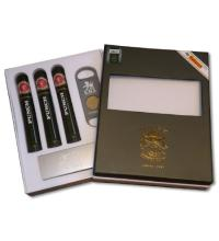EMS Cigar Gift Pack - Punch Coronation - 3  Tubed Cigars
