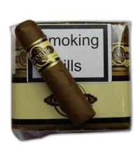 Quorum Shade Grown Short Robusto Cigar - Bundle of 10