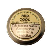 Wilsons of Sharrow - Red Cool - Large Tin - 20g