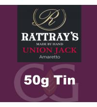 Rattrays Union Jack Pipe Tobacco 50g Tin