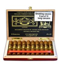 Regius Seleccion Orchant 2018 Robusto Cigar - Box of 10