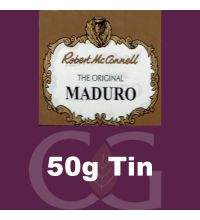 Robert McConnell Maduro Superb Pipe Tobacco 50g Tin