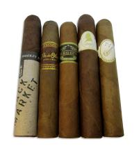 New World Robusto Sampler - 5 Cigars
