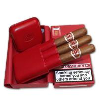 Christmas Gift - EMS Romeo y Julieta Exhibition No. 4 – Leather Pouch Gift Pack – 3 Cigars