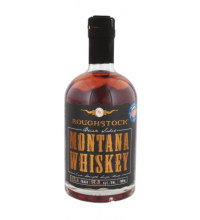 Roughstock Montana Single Cask American Single Malt Whiskey - 70cl 60%