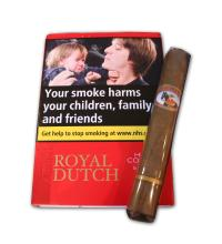 Ritmeester Royal Dutch Half Corona – 5 Packs of 5 Cigars