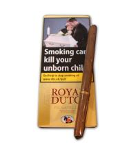 Ritmeester Royal Dutch Panatelas – 5 Packs of 5 cigars