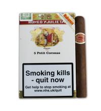 Romeo y Julieta Petit Coronas Cigar - Pack of 5 cigars