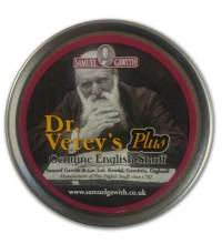 Samuel Gawith Dr Vereys Plus Snuff - 25g Tin (discontinued)