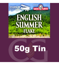 Samuel Gawith Seasons English Summer Flake Pipe Tobacco 50g Tin