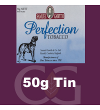 Samuel Gawith Perfection Mixture Pipe Tobacco 50g Tin